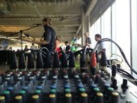 Pa hire with live sound engineer