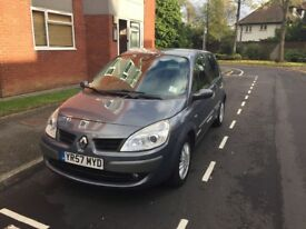 Renault Scenic 2007 - Automatic - Good Condition (Spacious family car) for sale