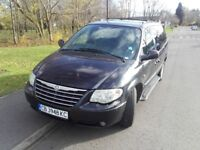 Chrysler Grand Voyager LPG/Auto/Limited