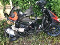 Aprilia SR50 2002 spares or repair