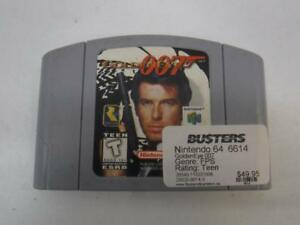 GoldenEye 007 for Nintendo 64 - We Buy and Sell Vintage Video Games - 6614 - OR1012405