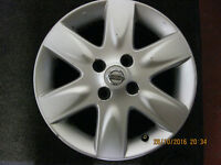 Nissan Micra alloy wheel