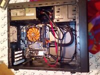 FX-8320E + Xigmatek Praeton + Asrock 960GM-VGS3 FX MOBO + 8GB DDR3 1600 RAM