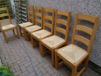 Dining Chairs- set of 6 - from Studio One