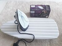 Iron Philips Azur Performer Steam FREE small ironing board