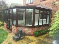 Upvc conservatory (professionally dismantled) + MORE CONSERVATORIES !!!!
