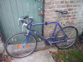 Vintage 1970s/1980s Mens Bicycle for spares/repair