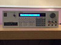 akai s950 fully expanded serviced and upgraded including rack ears powerlead offers