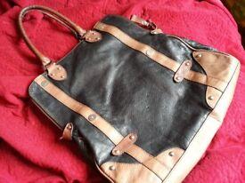 leather Italian BAG