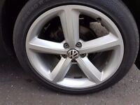 18 inch vw golf alloys