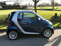 Smart Fortwo 0.8 CDI 54 bhp Passion 2010 FSH+AUTO+AC+0/TAX+ONLY/26k