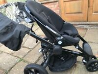 Well maintained Quinny Modd buggy with rainguard