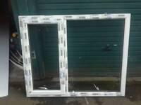 Rehau double glaze window