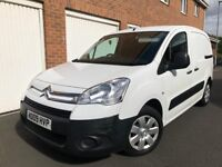 2009 09 Citroen Berlingo *1.6 HDI Diesel Engine*Low Mileage*Ply Lined*No VAT* Not Transit Connect