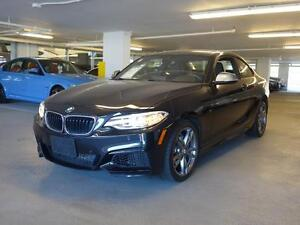 2015 BMW M240i Coupe