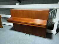 Neat and compact Fuchs & Mohr piano