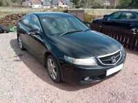 2004 Honda Accord mk7 2.4 i-Vtec Saloon Manual BREAKING FOR PARTS SPARES