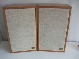 Acoustic Research AR 7 speakers.....vintage/rare