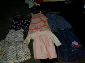 6-9 months girls bundle