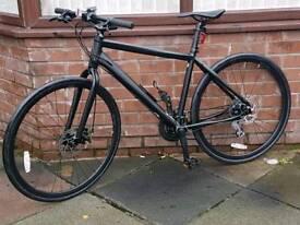 Cannondale badboy 4 2016 hybrid bike