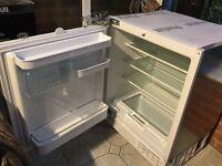 Integrated fridge BOSCH