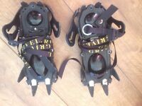 Crampons Grivel Monte Rosa's