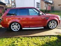 2007 Range Rover Sport TDV8