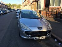 Peugeot 307 for sale the car is very smooth and reliable never has let me down the car is very eco