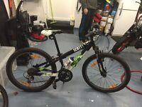 Scott voltage Z24 bicycle