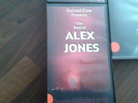 Bill Hicks & Alex Jones videos
