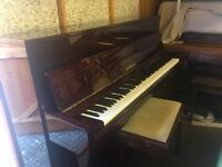 RANGE OF QUALITY UPRIGHT PIANOS
