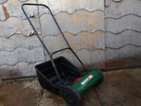 Qualcast Panther 380 push along lawnmower good condition