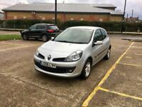 2007 RENAULT CLIO 1.4 - Petrol, Manual, Only 82K Mileage, 3 Door, Alloys, Excellent Condition