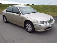 Rover 75 2.0 CDTi, 12 months MOT, 4dr 131PS, 2003
