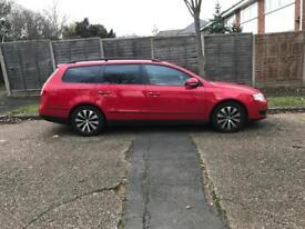 VW passat bluemotion estate 2010