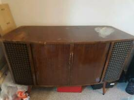 Decca radiogramme