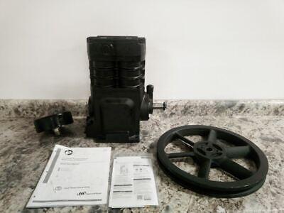 Ingersoll Rand Ss5 Bare 5 Hp 1000 Rpm Splash Lubricated Air Compressor Pump