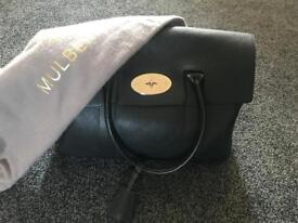 Genuine mulberry Bayswater handbag