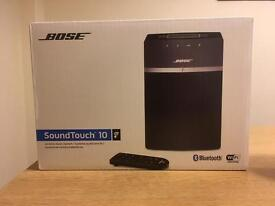 Bose SoundTouch 10 wireless/Bluetooth music system