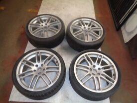 RS4 replica wheels