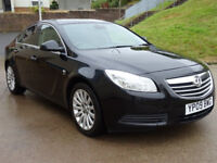 VAUXHALL INSIGNIA 2.0 SE CDTI 4d 130 BHP HALF LEATHER + BLUETOOTH + 2 PREVIOUS KEEPERS +