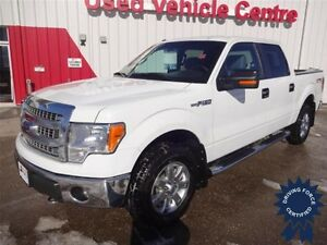 2014 Ford F-150 XLT XTR - 3.55 Electronic Locking Rear Axle