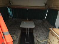 Caravan (yard tearoom)