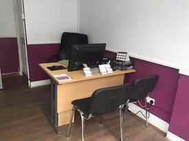 (INCLUDING ELEC BILLS!) OFFICE SPACE TO LET IN CANN HALL RD, E11 3JF, £560PCM !! ..AVAILABLE NOW !