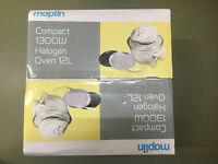 Compact 1300W Halogen Oven 12L - brand new