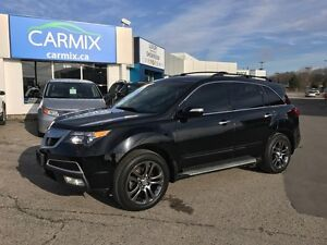 2012 Acura MDX Advance/Entertainment Pkg