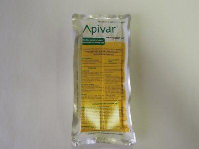 APIVAR API VAR Api-var amitraz por colmena colmenas 1 paquete de 10...