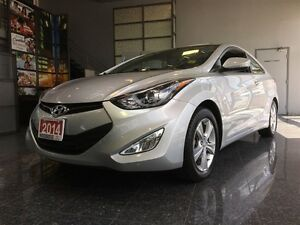 2014 Hyundai Elantra GLS, BACKUP CAMERA, HEATED SEATS, CRUISE CT