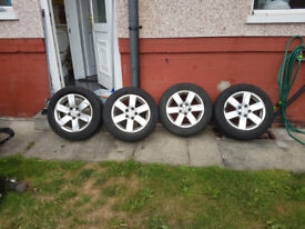 alloy wheels for sale