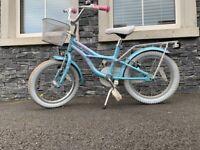 16 inch Girls Bike in Mint Condition